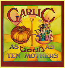 Garlic is as Good as Ten Mothers documentary