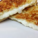 Grilled Cheese with Mozzarella